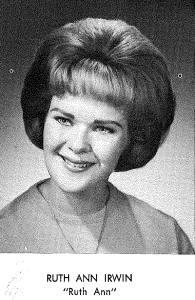 Ruth Ann Irwin