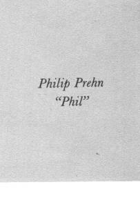 Phil Prehn
