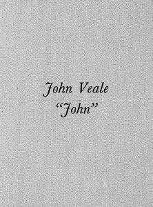 John Veale